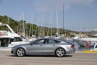 Pequeños cambios en la gama del Audi A7 Sportback