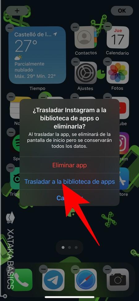 Oculta Apps