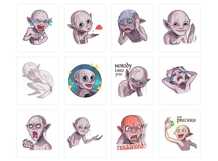 202 packs de stickers gratis para Telegram y 11 páginas