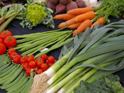 La importancia de las verduras en la dieta deportiva