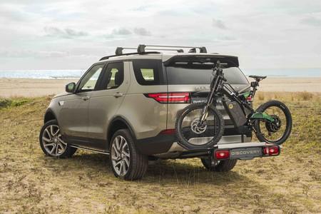 Land Rover y Bultaco crean la Brinco `Discovery´, una moto bike eléctrica edición limitada