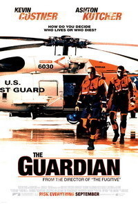 Trailer de 'The Guardian' con Kevin Costner y Ashton Kutcher