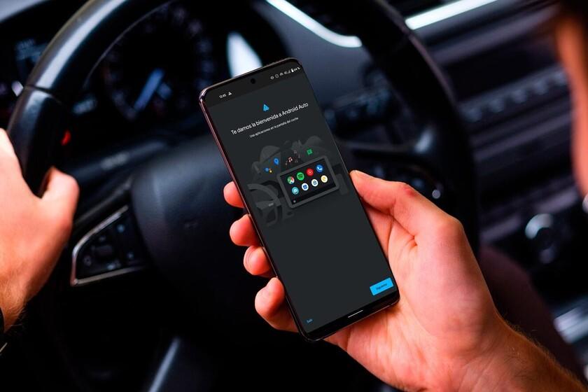 Android Auto Kommunikationsfehler 16