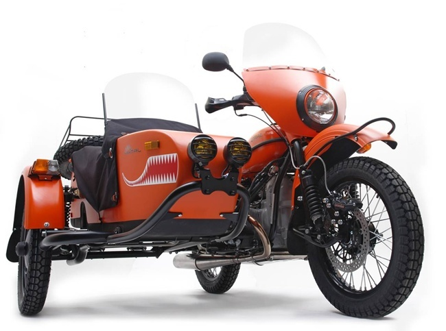 Ural Yamal Limited Edition