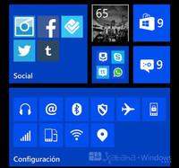 Carpetas de aplicaciones en Windows Phone: cómo funcionan
