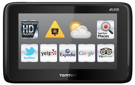 TomTom HD Traffic, el navegador que sabe cómo evitar un atasco