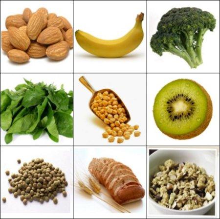 Adivina adivinanza: ¿qué alimento tiene más fibra?