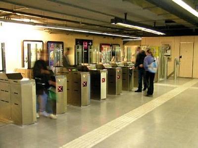 Quieren alquilar estaciones de metro