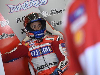"""Con cuatro victorias, Andrea Dovizioso es líder en MotoGP: """"Sabía que podía ser rápido"""""""