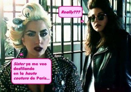 ¡Qué tiemblen las <em>fashion weeks</em>, las 'Gaga sisters' amenazan con sacar su línea de ropa!