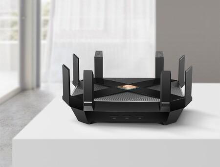 Renueva la red con el potentísimo router tribanda Wi-Fi 6 TP-Link Archer AX6000 por 229,99 euros en Amazon, su nuevo mínimo