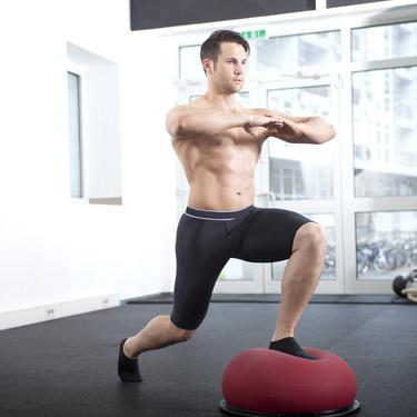 Los mejores ejercicios con bosu para fortalecer tus piernas