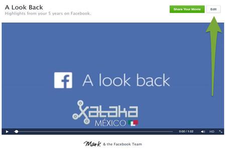 Tutorial: Cómo editar tu película de Facebook