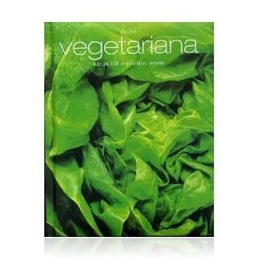 Cocina Vegetariana. Libro