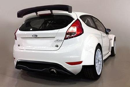 M-Sport filtra más detalles del nuevo Ford Fiesta R5