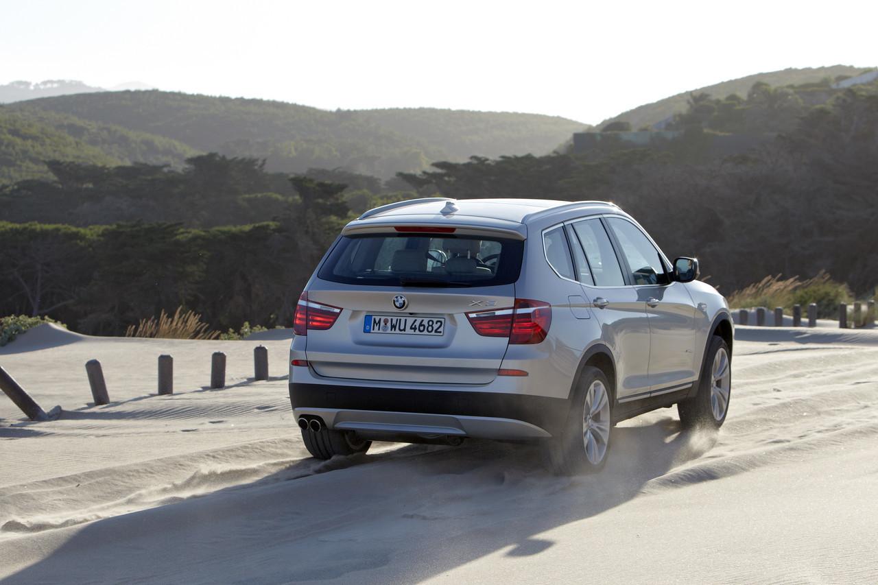 Foto de BMW X3 2011 (76/128)