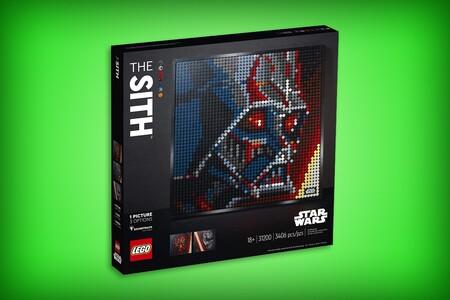 LEGO Art de 'Star Wars' en su precio más bajo histórico de Amazon México y Walmart: casi 1,000 pesos de descuento