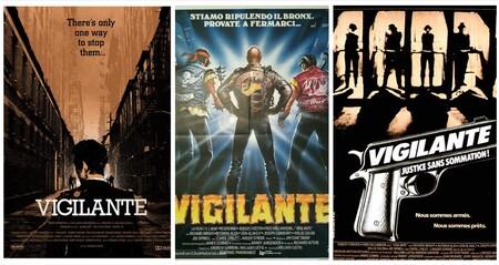 Vigilante Posters
