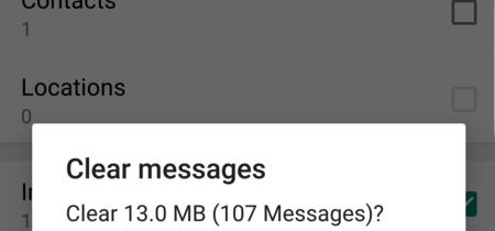 WhatsApp se actualiza y te permite liberar espacio desde la aplicación