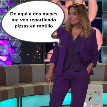 Toñi Moreno la pifia en más programas que tú en citas Tinder: este es su nuevo adiós