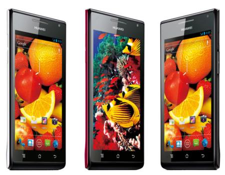 Huawei podría presentar un smartphone Android de cuatro núcleos en el MWC
