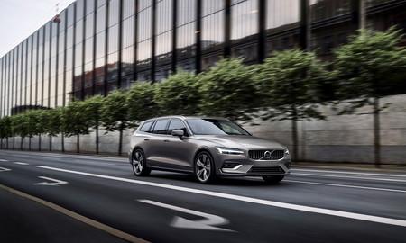 Volvo V60 2019 4