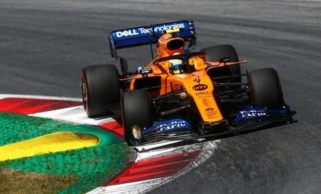 Norris Austria F1 2019