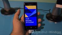 Con GDR3 el HTC 8X se puede cargar mientras está apagado, una característica que deseamos en todos los Windows Phone