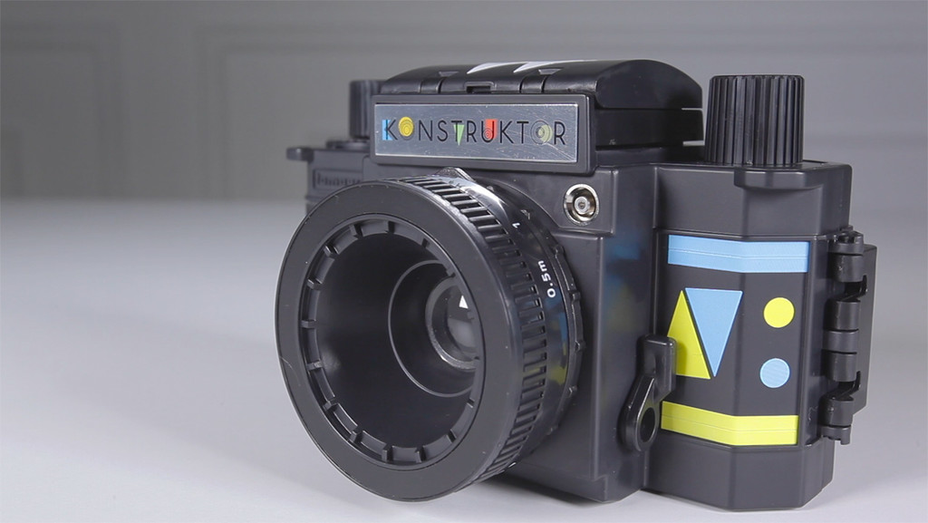 Lomography Frontal