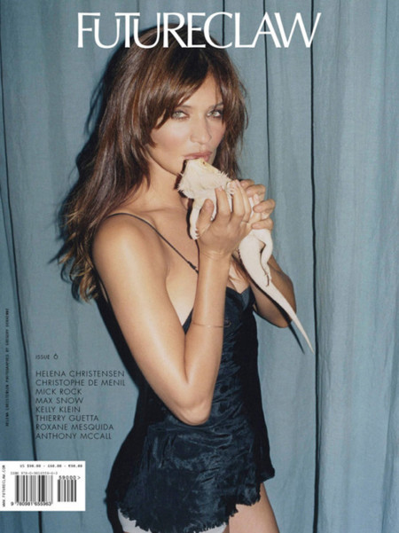 Helena Christensen Futureclaw