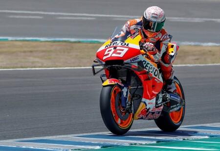 Marquez Espana Motogp 2020