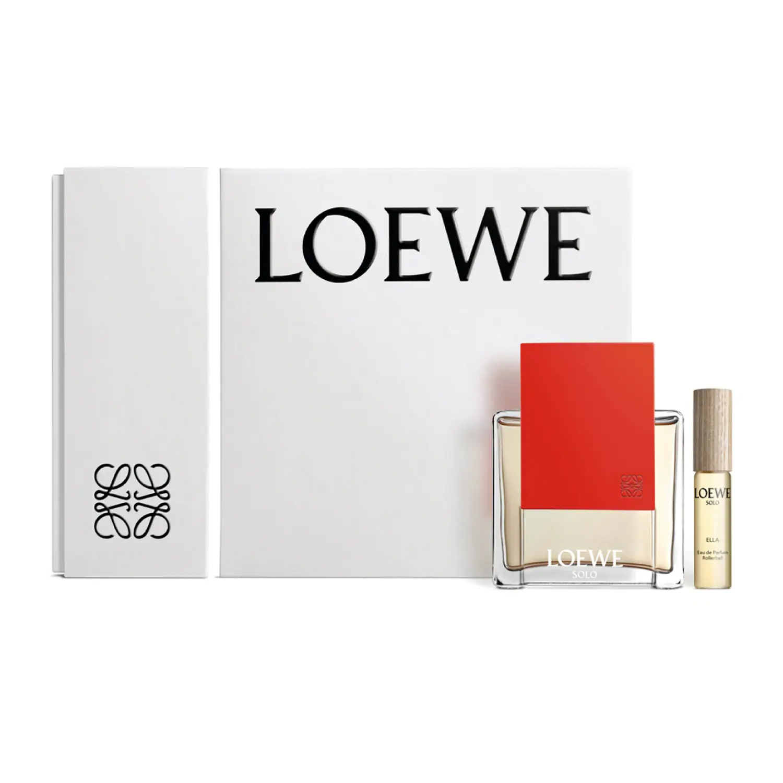 Estuche Eau de Parfum Loewe Solo Ella