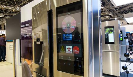 Smart Hub Refrigerator
