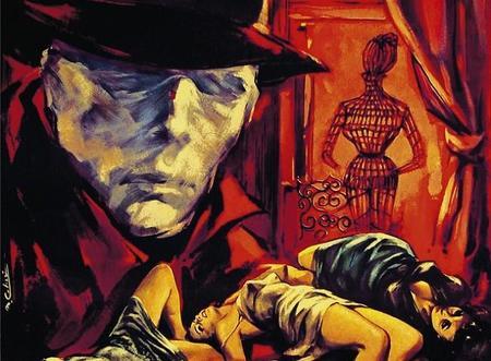 'Seis mujeres para el asesino', el primer gran giallo