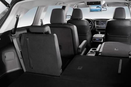 Toyota Highlander Interior 4