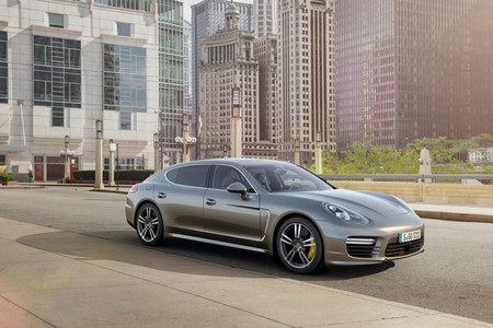 Porsche presenta el nuevo Panamera Turbo S