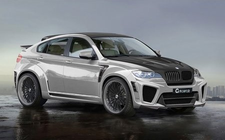 G-Power BMW X6 Typhoon RS Ultimate, una de excesos por favor