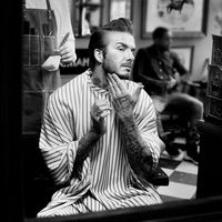 David Beckham lanza su propia línea con productos para el cuidado de los hombres