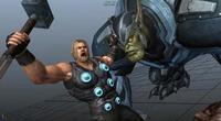 'Los Vengadores', imágenes del juego cancelado de THQ