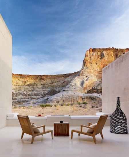 Amangiri Resort Canyon Point Utah 16