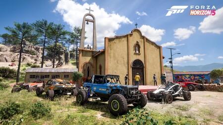 Forza Horizon 5 nos trae a México: playas, volcanes y Guanajuato en la nueva espectacular joya de conducción hiperrealista de Xbox