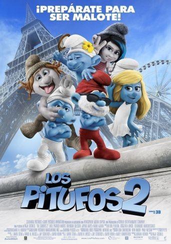 'Los Pitufos 2', tráiler y cartel
