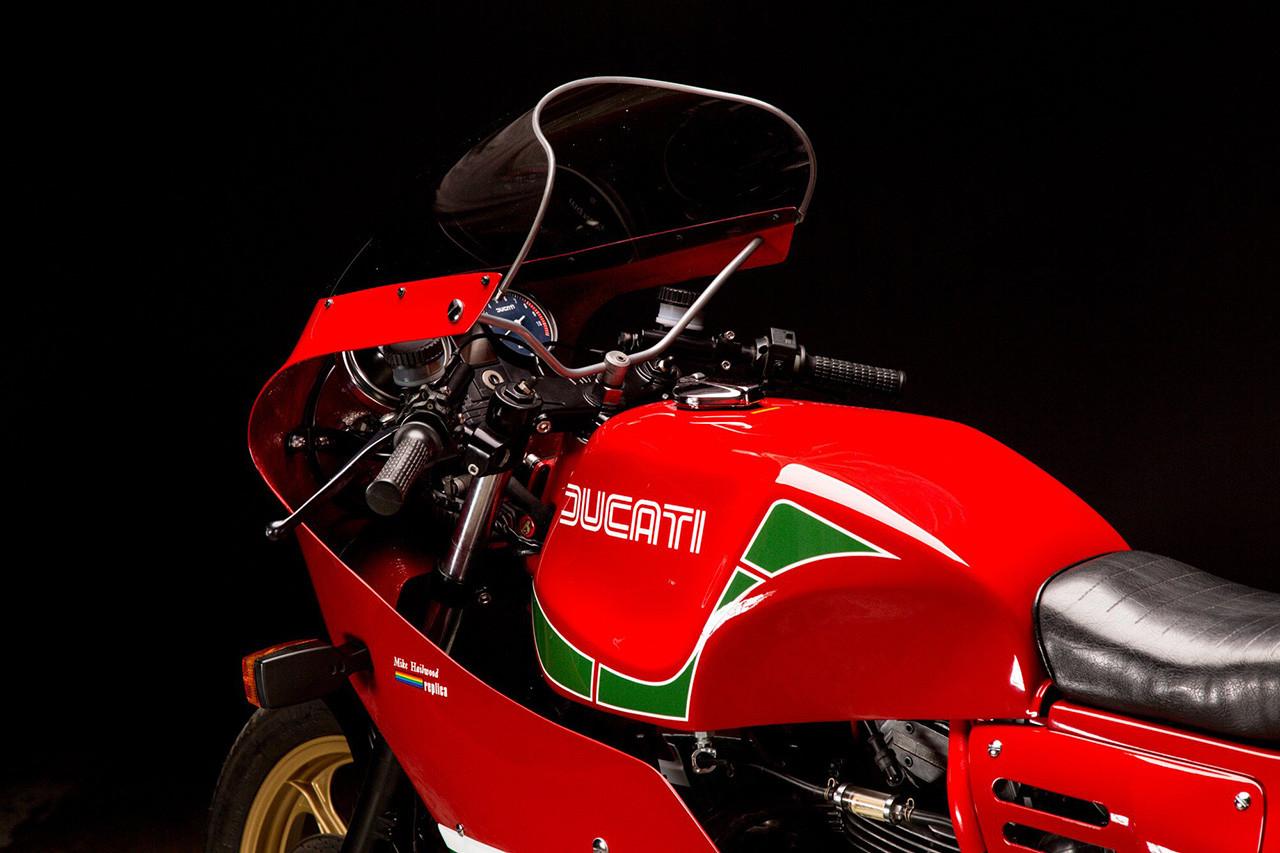 Foto de Ducati 900 MHR Mille (14/21)
