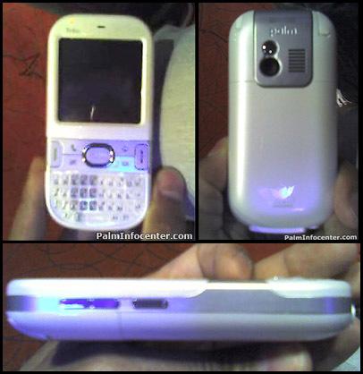 Palm Treo 800P, Gandolf, más imágenes
