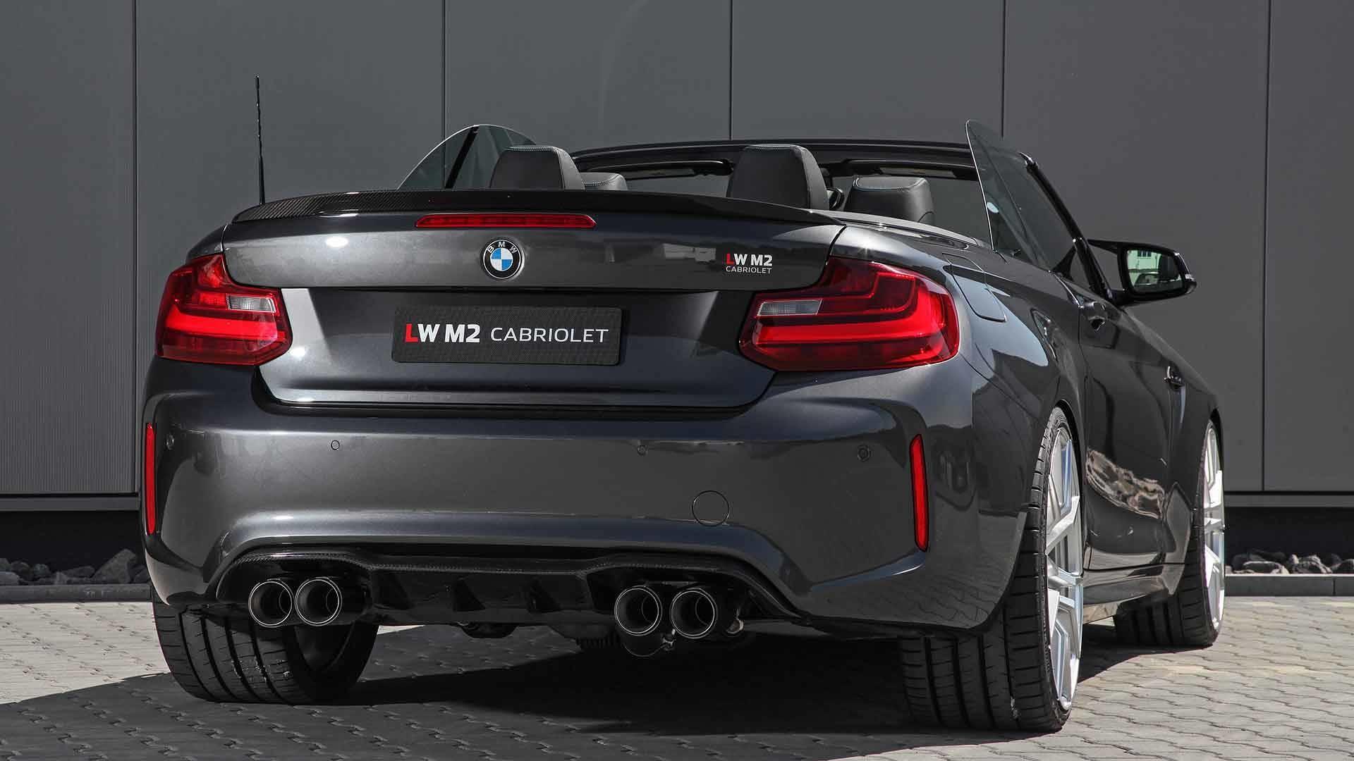 Foto de Lightweight BMW M2 Cabrio (7/19)