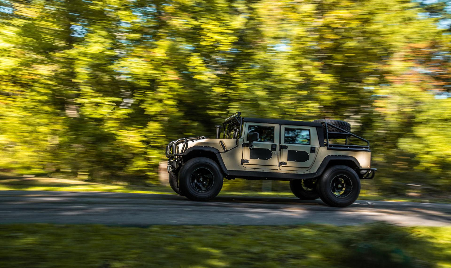 Foto de Hummer H1 by Mil-Spec (4/10)