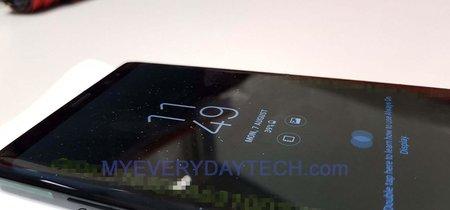 Galaxy Note 8: estas serían las primeras fotografías de la próxima bestia de Samsung