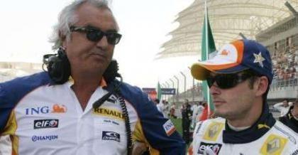 Renault falla y Fisichella sigue en su linea