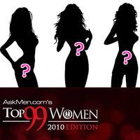 Las mujeres más deseadas de 2010 para AskMen.com