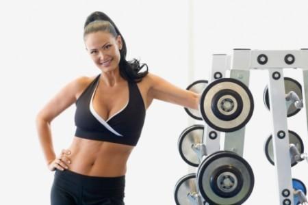 Cómo hacer pesas para bajar de peso